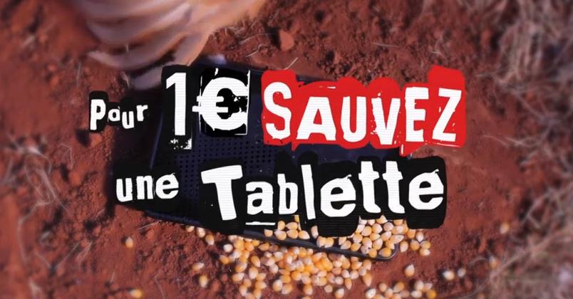 SFR_»SAUVEZ UNE TABLETTE POUR 1€»_(2014)
