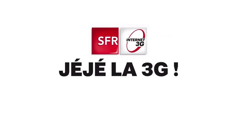 SFR _ SPOT TV «3G» (2011)