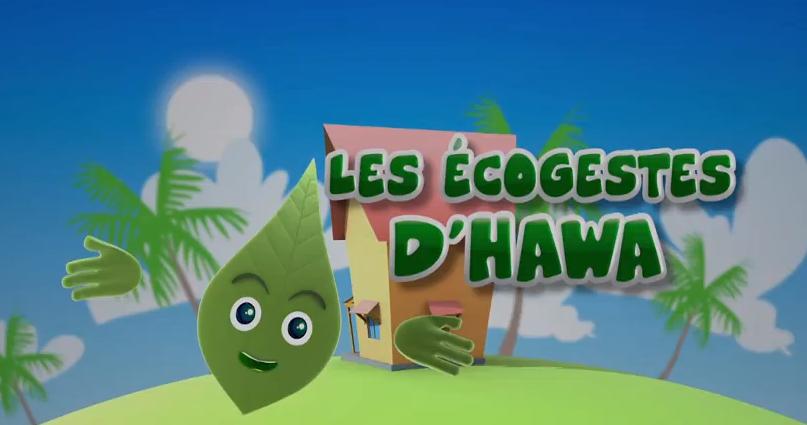 Les écogestes d'Hawa – 01 – Appareils électriques et électroniques