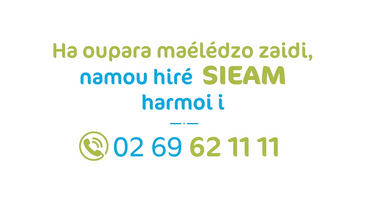 SPOT TV SIEAM- Les syndicats d'eaux sont là pour nous (SHIM)