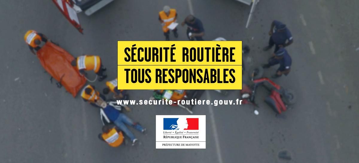 SPOT TV DEAL- La Sécurité Routière, Tous Responsables ! (SHIM)